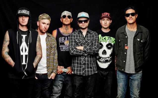 Hollywood Undead foto 2